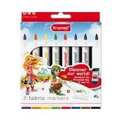 Bruynzeel fabric markers -...
