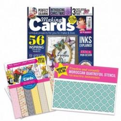 Making Cards - September 2017