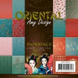 Amy Design - papir blok -...