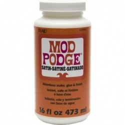 Mod Podge Satin 473ml
