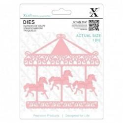 Xcut die - Carousel - 1stk