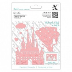 Xcut die - Princess and...