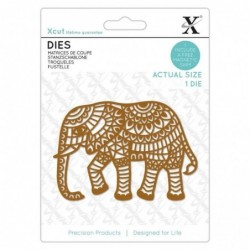 Xcut die - Indian Elephant...