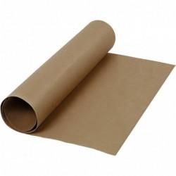 Håndlavet stråsilkepapir - A4 10 ark - grøngul harmoni