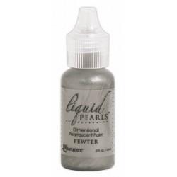 Ranger Liquid Pearls - Pewter
