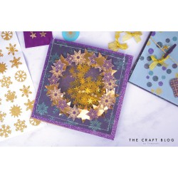 DoveCraft - Time To Sparkle - 12x12 Papir Blok