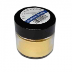 Tonic Studios - Craft perfect - satin spejl metallisk karton - 1 ark - Gold pearl