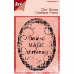 Joy Crafts stemple englelsk...