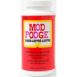 Mod Podge Glans 473ml