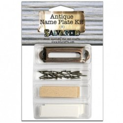 Stampendous Frantage Encrusted Jewel embossing kit - Spoonful of Silver