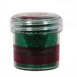 Peel-off - Juletræ glitter hvid/sølv