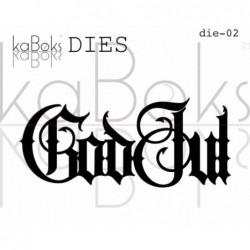 KaBoks Dies gotisk script -...