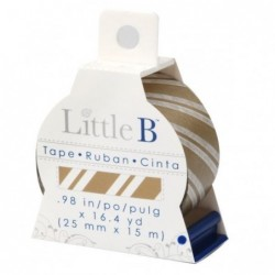 LittleB papir tape - Candy...