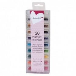 Papermania - mini pigment...