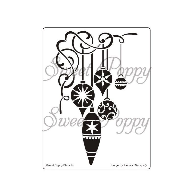 Papermania Make Your Own dekoration 6stk - Pinwheels