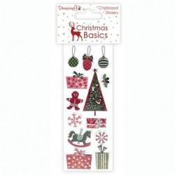 Dovecraft Christmas Basics...