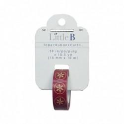 LittleB papir tape -...
