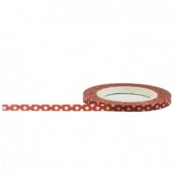 LittleB papir tape - Polka...
