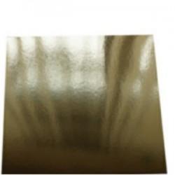 Metalisk karton A4 5ark - Guld