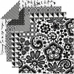 Origami papir - Vivi Gade -...