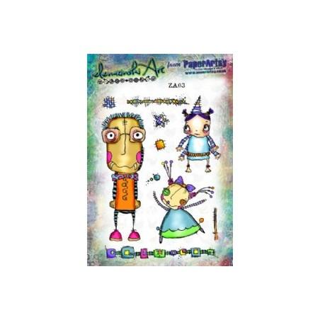 Santoros Mirabelle - Glitter prikker